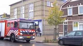 Brandweer hoeft niet in actie bij schoorsteenbrand