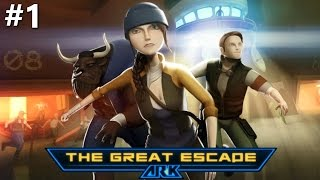 AR-K: The Great Escape Gameplay Walkthrough - Part 1 [60FPS]