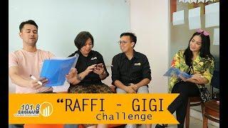 RAFFI - NAGITA Challenge on Bahana FM