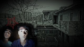 SCARIEST HAUNTED HOUSE IN INDIA | EXPLORING W-3 GREATER KAILASH