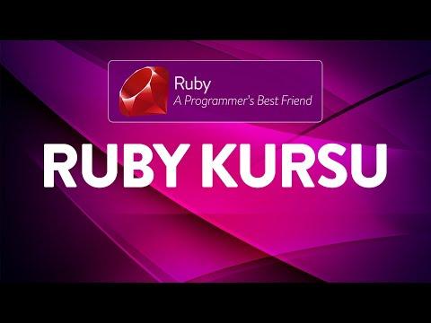 Ders #001 | Neler Öğreneceğiz? | Ruby ile Programlama