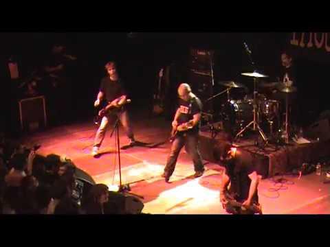 Les Thugs - Dernier concert à #Angers - Jean Vilar - 2008