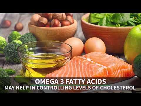 Nveda Omega 3 Health Supplement Kannada Explanation