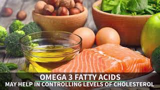 Nveda Omega 3 Health supplement kannada explanation