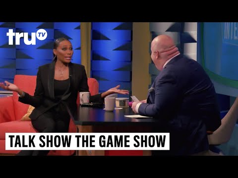 Talk Show The Game Show - How To Date In Your Fifties (ft. Cynthia Bailey) | TruTV