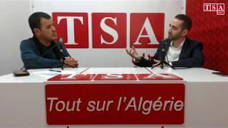 TSA DIRECT : Anes Djema, directeur de rédaction d'El Bilad TV