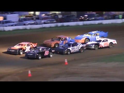 Street Stock | Heat Two | McKean County Raceway | 8-14-14