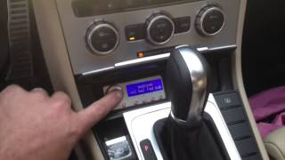 VW CC complete walkthrough