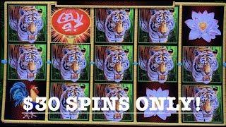 HIGH LIMIT DRAGON LINK PANDA MAGIC ~ HUGE HANDPAY JACKPOT ~ $30 SPINS ONLY