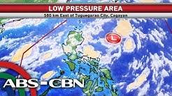 LPA na binabantayan ng PAGASA, posibleng maging bagyo | News Patrol