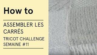 Chez Veritas, nous lançons le Tricot Challenge: 12 semaines de tricot ensemble pour réaliser un magnifique plaid. Les carrés étant faits, votre plaid Cosy est à ...