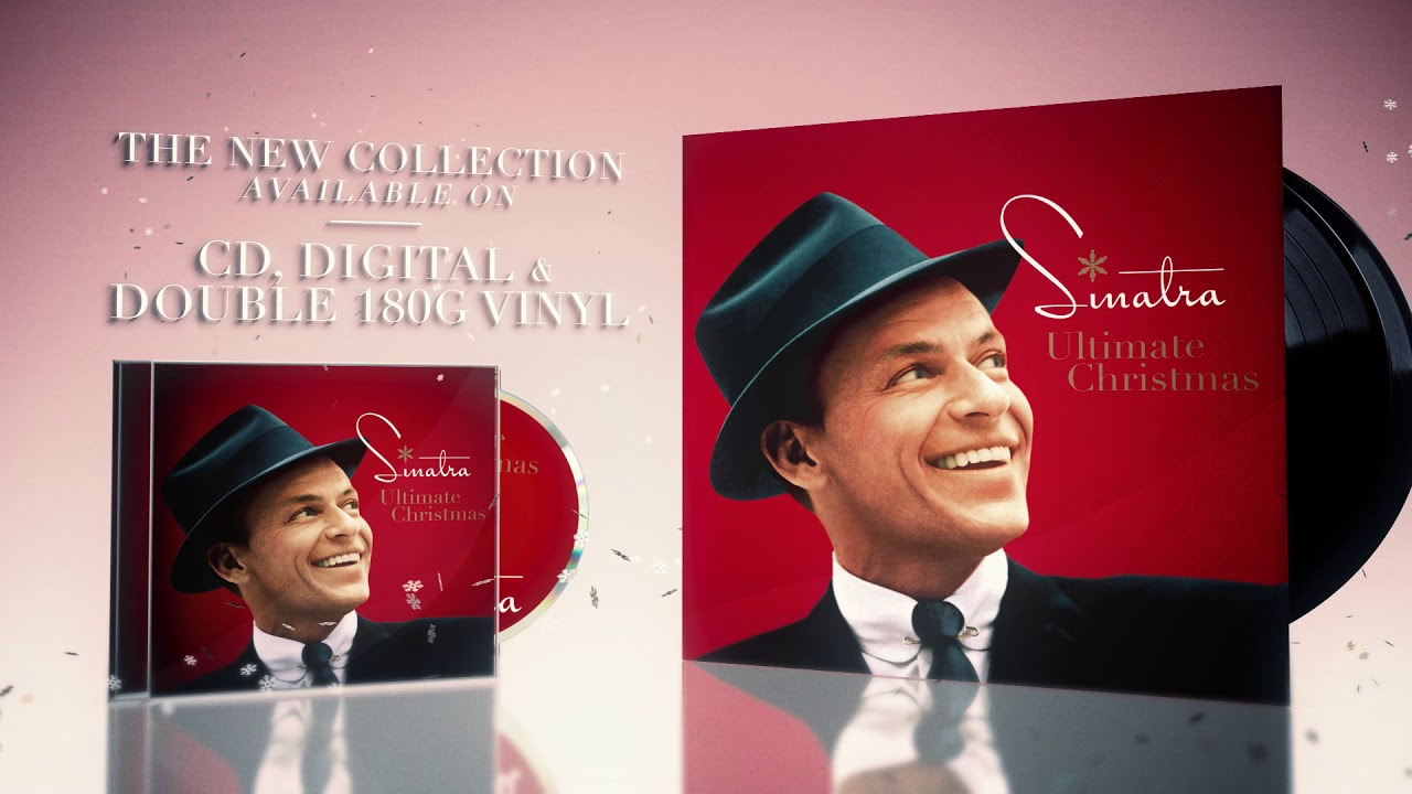 Frank Sinatra Ultimate Christmas Animated Commercial