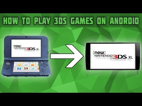 How To Play 3DS Games On Android! Citra On Android! Citra Android Tutorial! 3DS Emulator For Android