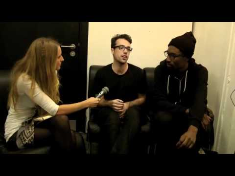 Sophie Eggleton interviews The Knocks Part 2