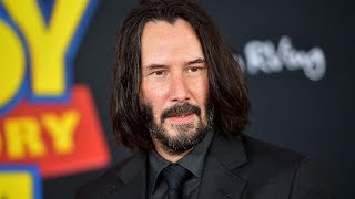 Keanu Reeves Reacts to Fans Dubbing Him a 'Respectful King' (Exclusive)
