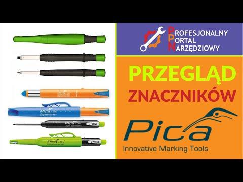 Pica Marker. Przegląd
