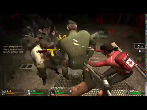 L4d/city/to the surface/streest.