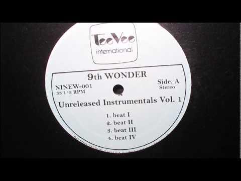 9th wonder - Unreleased Instrumentals Vol. 1 (2005)