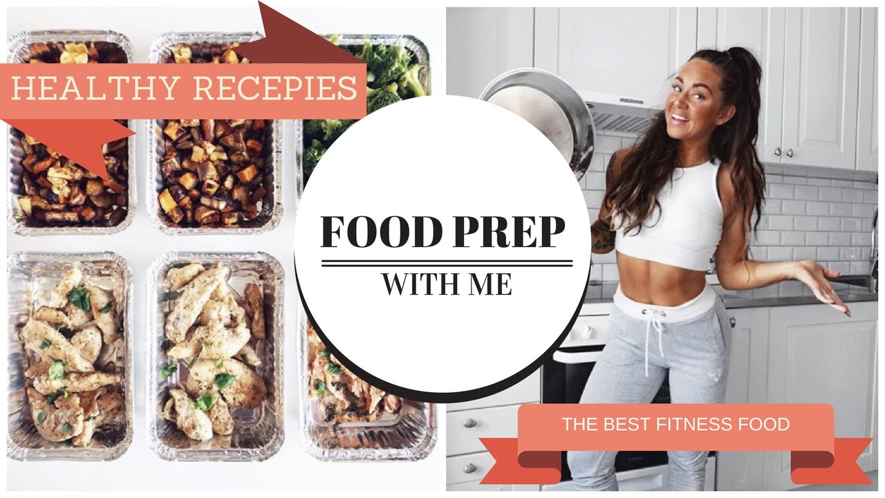 <div>PREPARE FITNESS FOOD FOR A WEEK | WHAT I EAT & RECIPES | BIG FOOD PREP |</div>