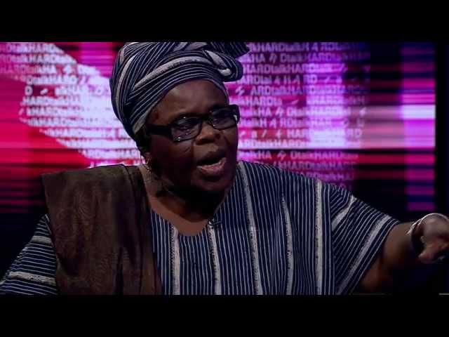 Ama Ata Aidoo on feminism in Africa - BBC HARDtalk