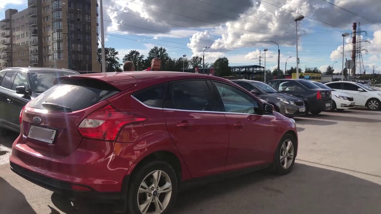 Супер Авто чехлы салона Форд Фокус, круче чем перетяжка! - YouTube