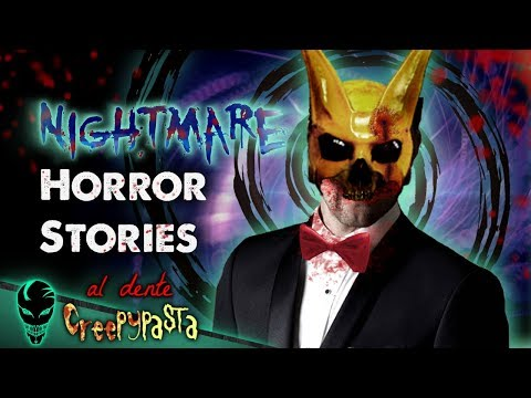 CreepsMcPasta Narrated My Nightmare | Feat. The Dark Somnium | Al Dente Creepypasta 06