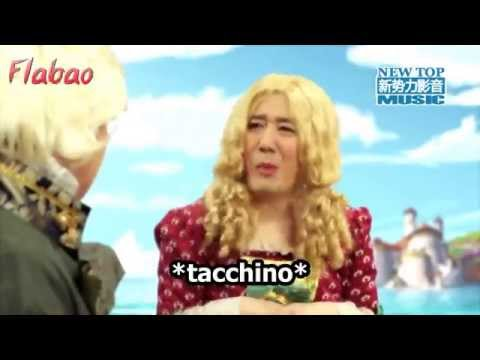 canzone cinese italianizzata - ping pong - speciale 2500 iscritti!!