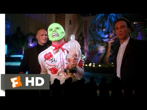 The Mask (3/5) Movie CLIP - Oscar-Winning Performance (1994) HD