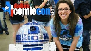 DALLAS COMIC CON 2015