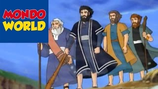 ACROSS THE RED SEA - The Old Testament, ep. 19 - EN