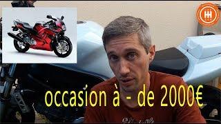 Occaz moto à moins de 2000€ : Trails, Roadsters, Sportives et Customs