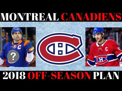 What's next for the Montreal Canadiens? 2018 Off-Season Plan