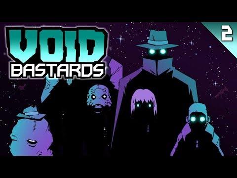 AVANZANDO EN LA GALAXIA   VOID BASTARDS Gameplay Español