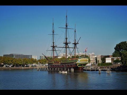 AMSTERDAM: National Maritime Museum/Музей судоходства/HD