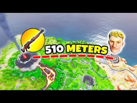 20 World Record SNIPES Recorded In FORTNITE