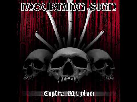 """Mourning Sign - """"The Defiant Pupil"""" (Orchestrated Misery Recordings)"""