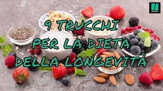 Dieta della longevità: 9 trucchi da Valter Longo
