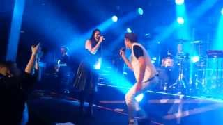 Robin ft. Vilma Alina - Samettia @Super Park