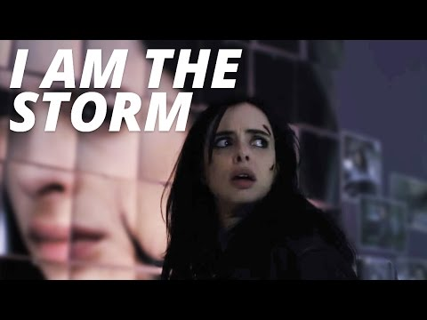 I Am The Storm, Jessica Jones.