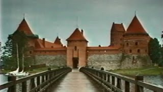 Тракай ( Литва )(, 2017-01-28T15:17:16.000Z)