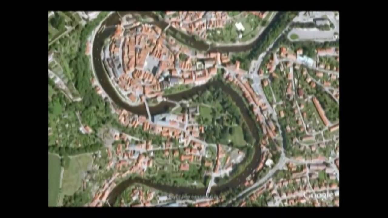 Google Earth Alphabet - Typography Video