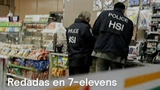 Redadas anti inmigrantes en 7-elevens - Migrantes - En Punto con Denise Maerker