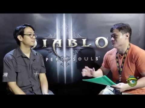 Diablo III: Reaper of Souls - Interview with Senior Lead Designer/Writer Michael Chu