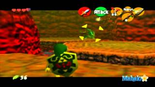 Legend of Zelda: Ocarina of Time Walkthrough - Dodongo