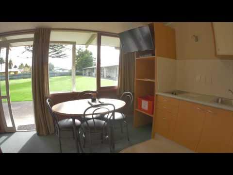 Kennedy Park Resort Napier - One bedroom motel unit