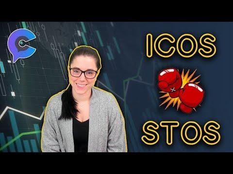 🥊STOs versus ICOs 🥊 - The Future of Crypto?