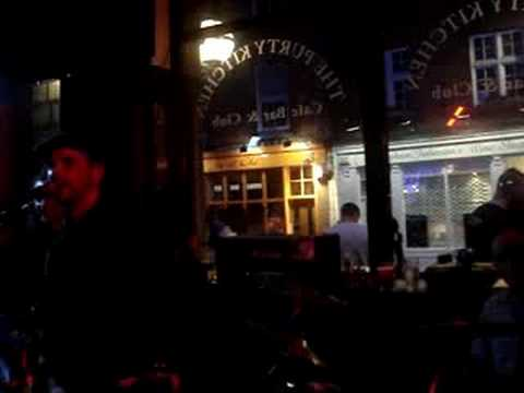 The Galway Girl, Temple Bar