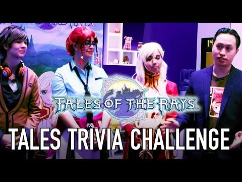 Tales of the Rays - Tales Trivia Challenge (Challenge Video #1)