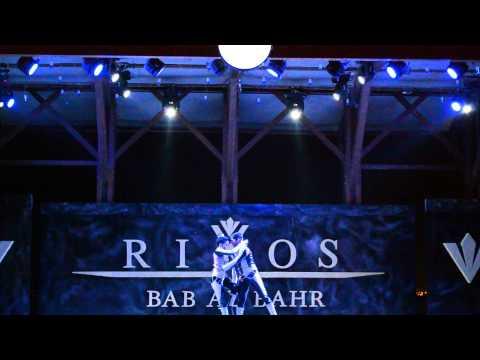 CUBA BAILA SHOW CUBAN DANCERS RIXOS DUBAI 2015 PART 2