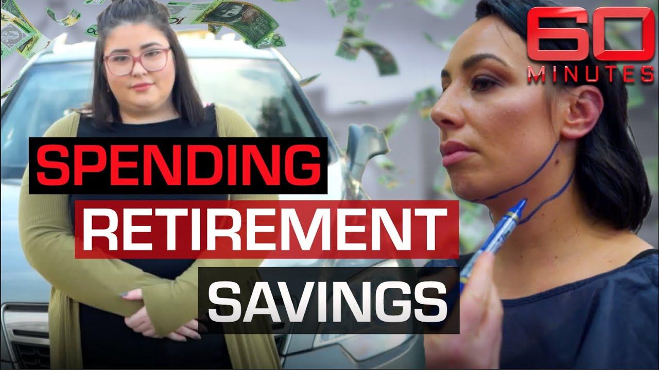 Australians spending retirement savings during the COVID-19 pandemic | 60 Minutes Australia